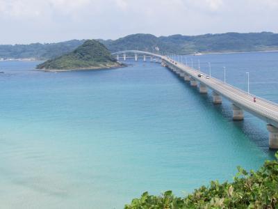 夏休み!山口県・角島を目指します。④角島大橋~角島上陸