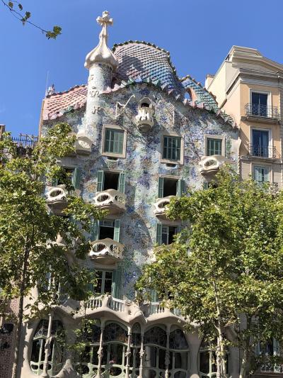 3度目のバルセロナ ちょこっとお散歩