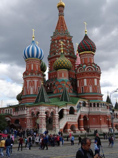 ロシアの歴史と建物おそロシア6