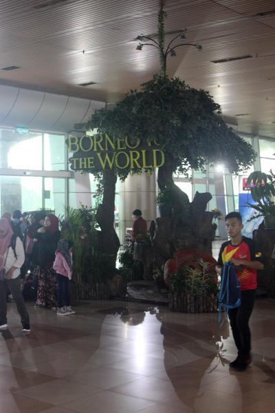 クチン国際空港 - Kuching International Airport - はこんなところ