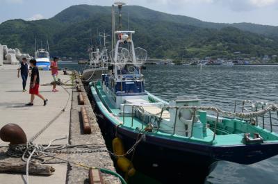 北海道旅行・その2<積丹町で海釣り>