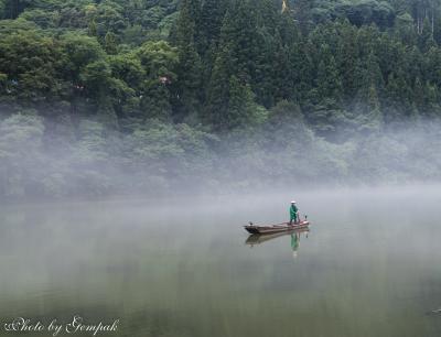 川霧の霧幻峡へ弾丸日帰り撮影旅