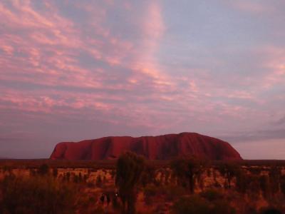 オーストラリアの旅~エアーズロック~part2