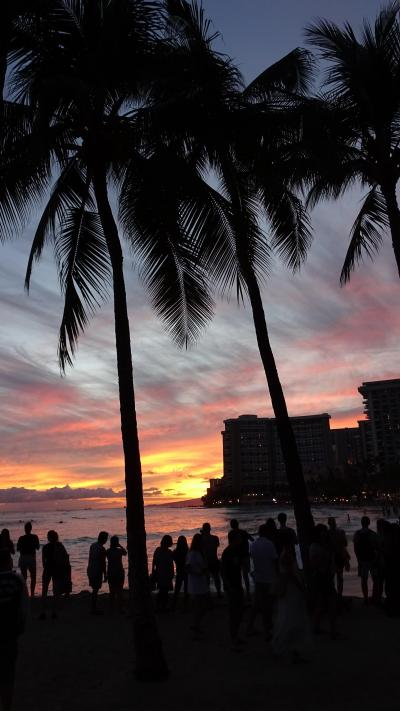 Hawaii オアフ島 の「初」に挑戦