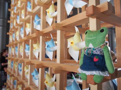 夏の京都でおフモ会