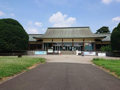 江戸東京たてもの園へ行ってきました。