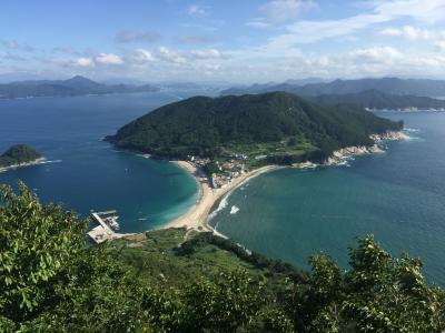 白い砂の海水浴場を持つ秘島~ビジンド(比珍島)