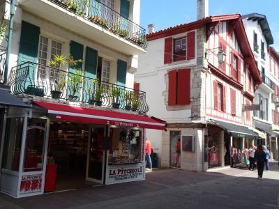 サン・セバスティアンからの日帰り旅行(2)―サン・ジャン・ド・リュズと市内散策―