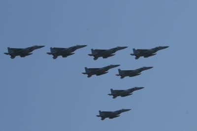 北海道旅行・その3<千歳基地航空祭を楽しむ>