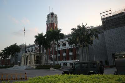 三度目の台湾で初の縦断