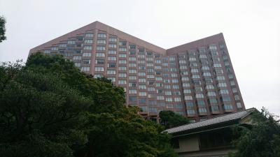 お盆の疲れを癒す贅沢な一泊 ホテル椿山荘東京 (一日目)