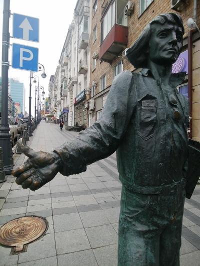 夏のウラジオストク旅行 街歩き①