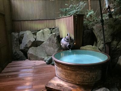 何にもしない贅沢旅行in箱根