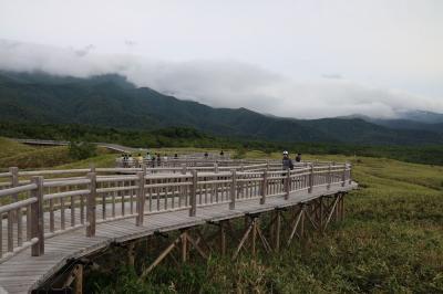 知床五湖木道とカムイワッカの滝