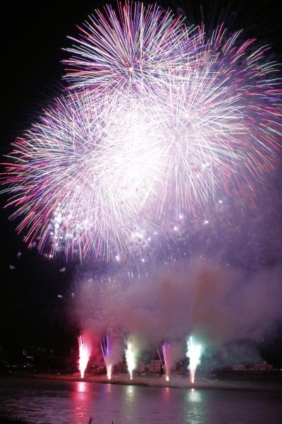 ■ 第63回 全国選抜長良川中日花火大会