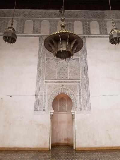 初モロッコ!スペインのタリファからシャウエンの青い村とフェズへ(6)フェズ観光