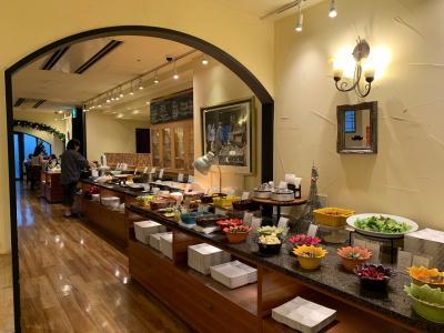 朝食がおいしいホテル『ホテルピエナ神戸』宿泊記