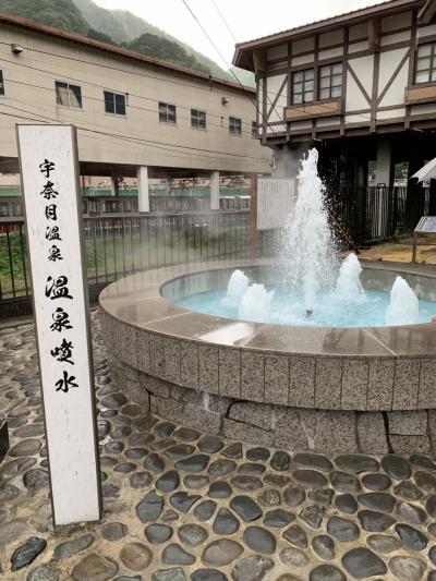 宇奈月温泉1泊2日ノープランの旅