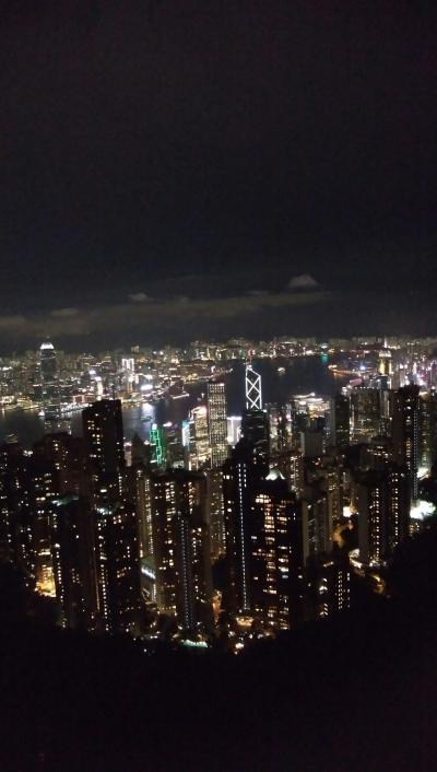 香港デモを避けて安全第一!観光付ツアーで香港2泊3日