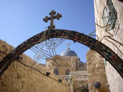 イスラエル10日間の旅(8) エルサレム旧市街