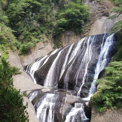 袋田の滝が見たくなった。
