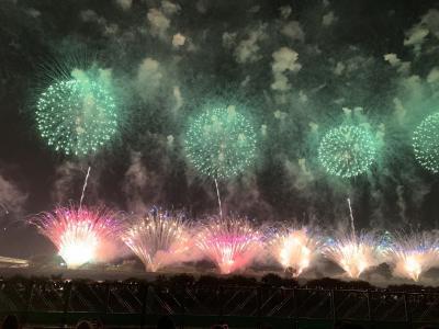 2019年長岡花火からワイナリーを巡りながら、「映えぇぇ!!」間違いなし清津峡渓谷トンネル