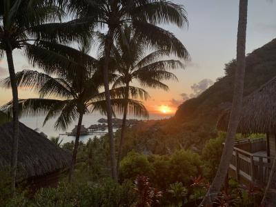 「地上最後の楽園」ボラボラ島の旅6
