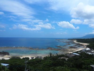 離島一人旅 徳之島