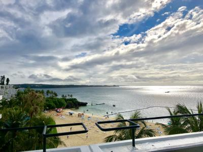 2019年の夏休みも沖縄☆またまたホテルムーンビーチへ ①