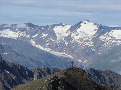 オーストリアの街歩きとハイキング9【最終日:トップオブチロルでようやく山を見る。そして帰国へ。】