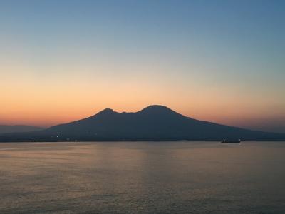 Oasis of the Seasで航く西地中海クルーズ02(ナポリ)