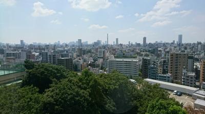 お盆の疲れを癒す贅沢な一泊 ホテル椿山荘東京 (二日目)