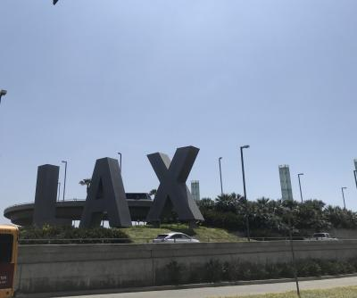 GW~③ 南米 トランジットでロサンゼルス1泊 空港周辺散策編