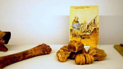 オランダ デンボス訪問記-中世の暮しの資料館 / 中世の主婦の暮らしぶり