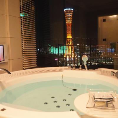 ホテル旅④「ラ・スイート神戸ハーバーランド」エグゼクティブスーペリアツイン
