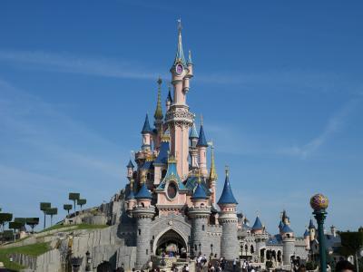 行きはビジネス、帰りはファースト 王道 ロンドン~パリ  ディズニーランドパリは夢の国?⑧
