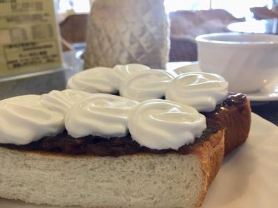 18きっぷで小倉クリームトーストを食べに行った話。