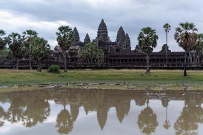 2019夏旅 カンボジア アンコールワット~タイ バンコク 個人旅行