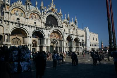 イタリアからスイスへの旅(3)ヴェネツィア