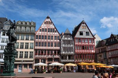 2019夏のドイツ母娘旅③(フランクフルト・ケルン)