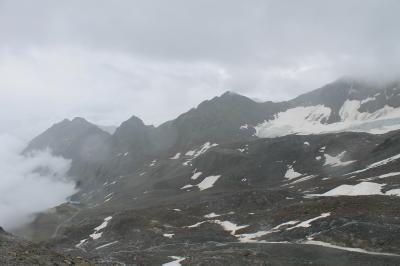 チロル・シュトゥバイタールで山歩きと氷河の旅 3日目はシュトゥーバイ氷河とエルファー