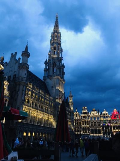 自由気ままにヨーロッパひとり旅①ブリュッセル編