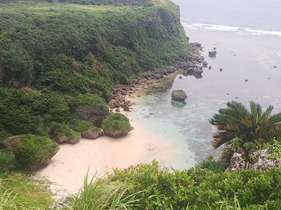 2019年夏旅☆沖縄本島から車で行ける絶景!果報バンタ