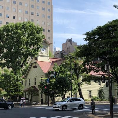 2019.5 新緑の爽やかな札幌 週末旅