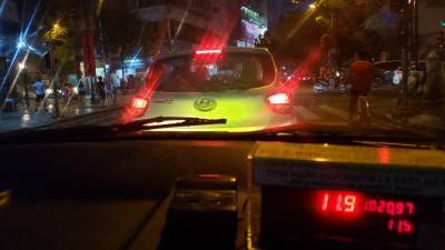 【番外編】ぼったくりタクシーの手口(気を付けましょう)