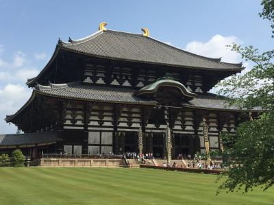 GW 奈良~大阪~鳥取~島根