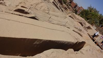 エジプトに行ってみたかったー⑪ 旅6日目午後 アスワンからギザへ