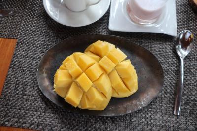 サムイ島でまったりと!2019<2>朝食でマンゴーだ!グルメ三昧の一日編