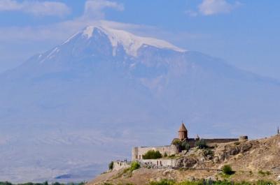 アルメニア ~絶景のホル・ヴィラップ修道院~