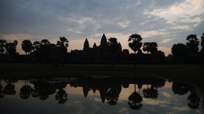 カンボジア・シェムリアップとプノンペン堪能旅【最終日】プノンペン市街観光~帰国